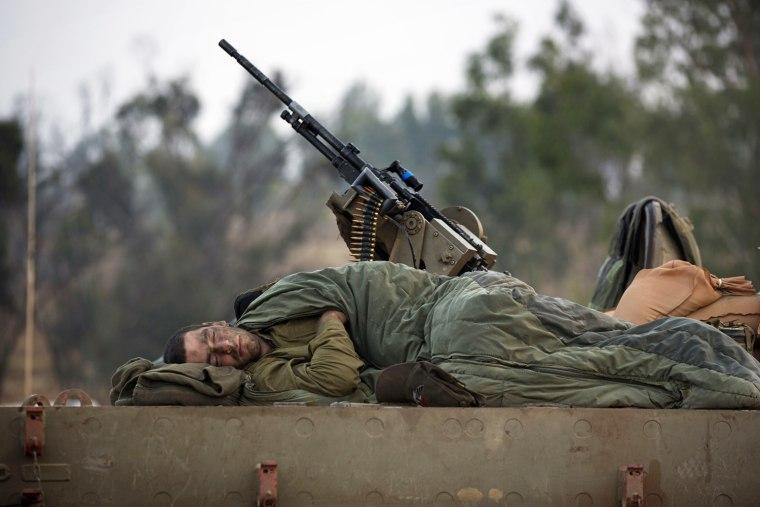 Image: TOPSHOTS-ISRAEL-PALESTINIAN-CONFLICT-GAZA