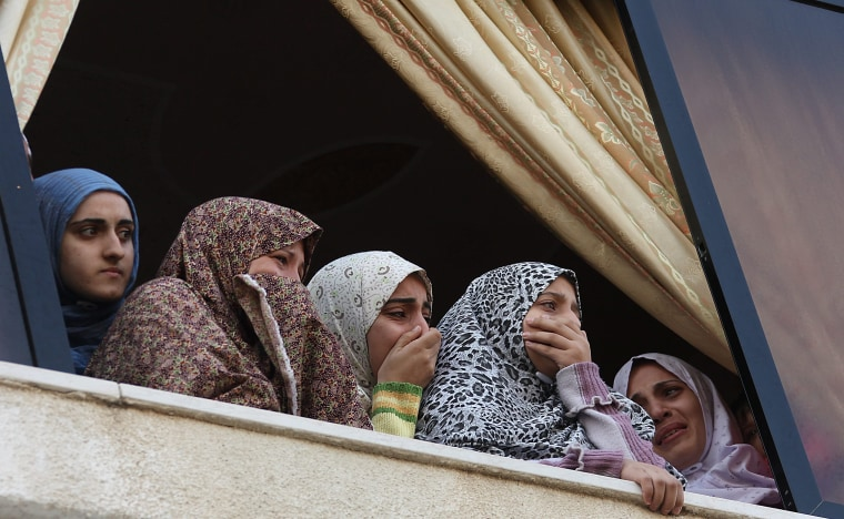 Image: Mideast Israeli Gaza conflicts