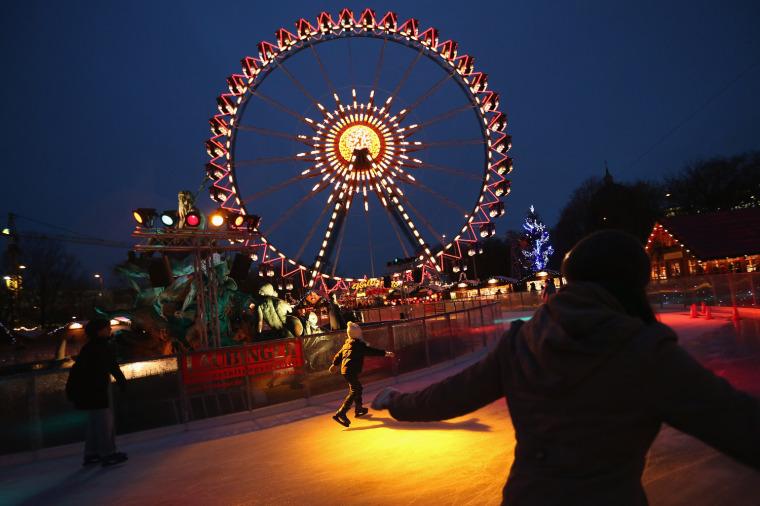Image: Christmas Markets Open Across Germany