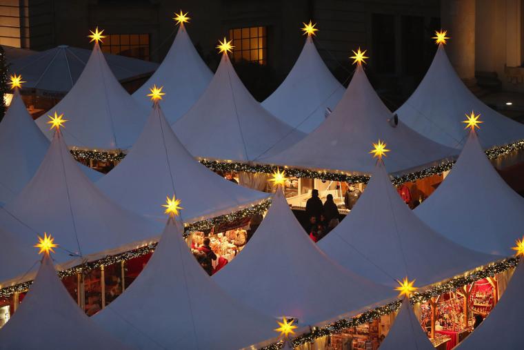 Image: *** BESTPIX *** Christmas Markets Open Across Germany