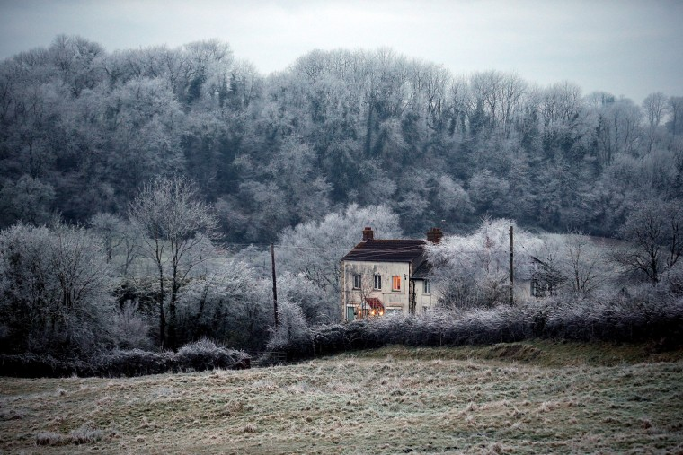 Image: BESTPIX  Freezing Fog And Frost Hit The UK