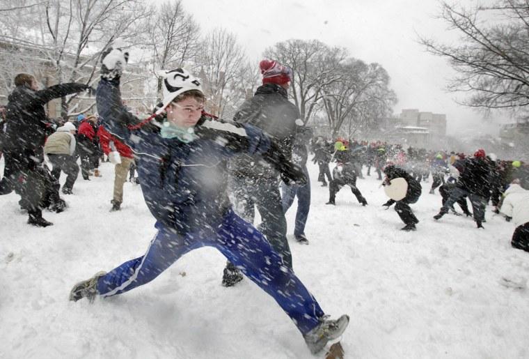 Image: Winter Storm Wisconsin