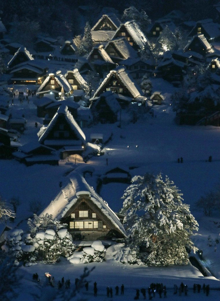 Image: TOPSHOTS-JAPAN-ARCHITECTURE-TRADITION