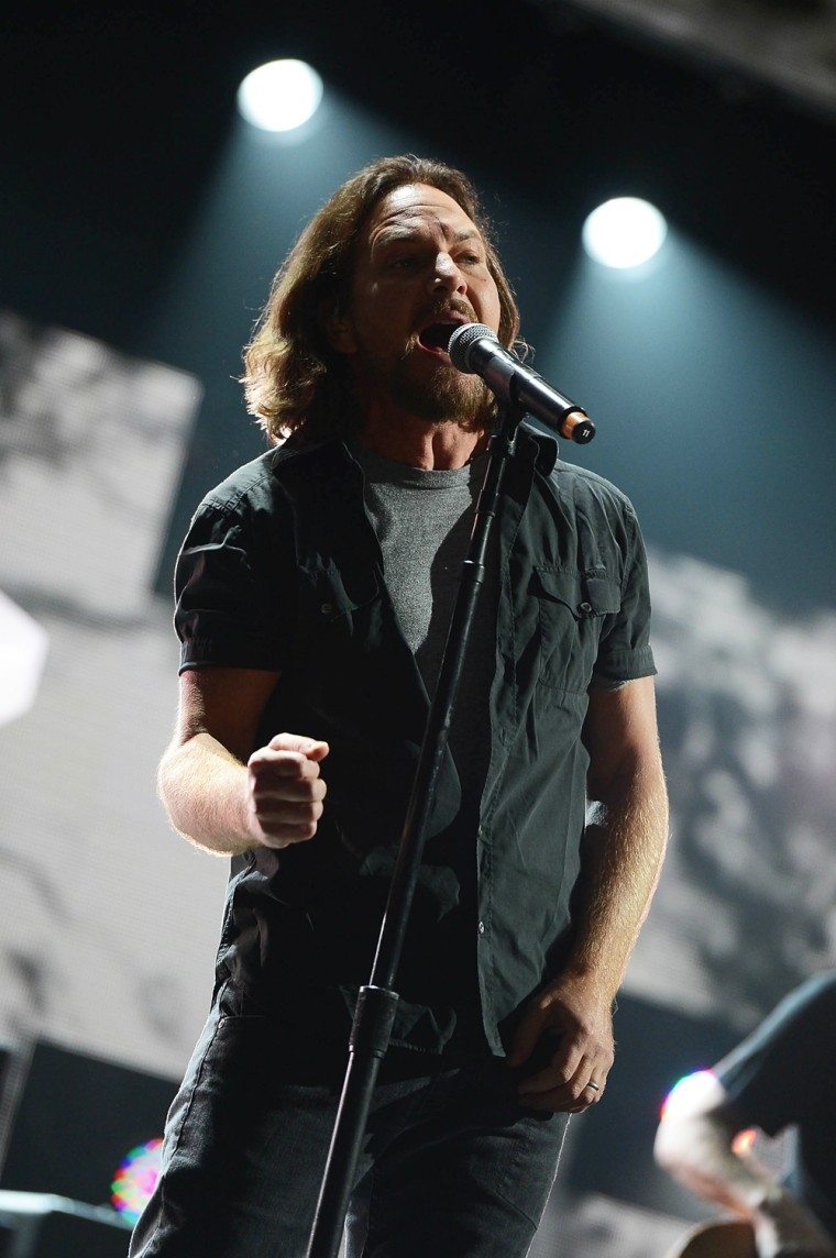 Image: 12-12-12 Concert Benefiting The Robin Hood Relief Fund To Aid The Victims Of Hurricane Sandy  - Show