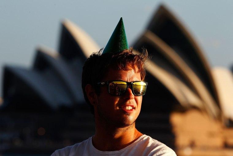 Image: Sydney Celebrates New Year's Eve