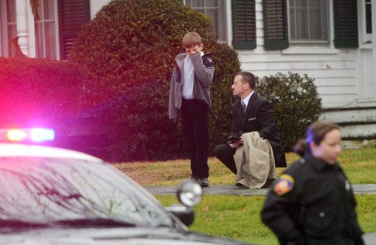 Image: US-CRIME-SCHOOL-SHOOTING