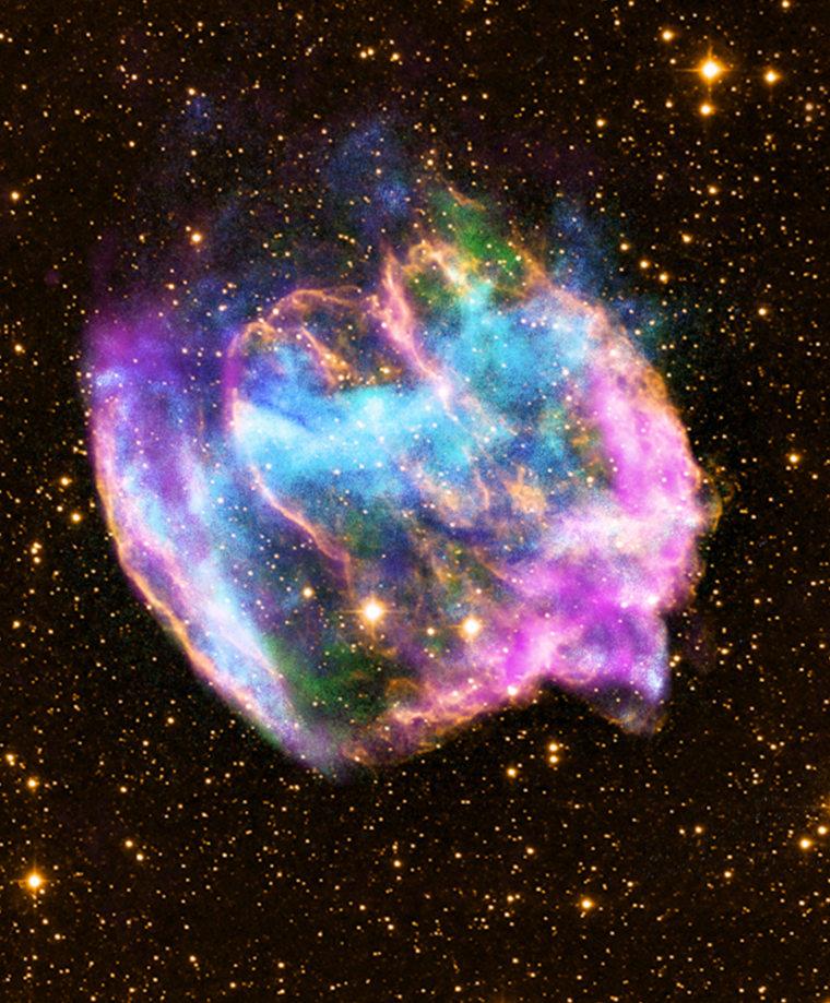 Image: SPACE-CHANDRA-SUPERNOVA