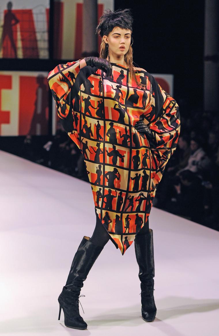 Image: Jean Paul Gaultier - Runway - PFW F/W 2013