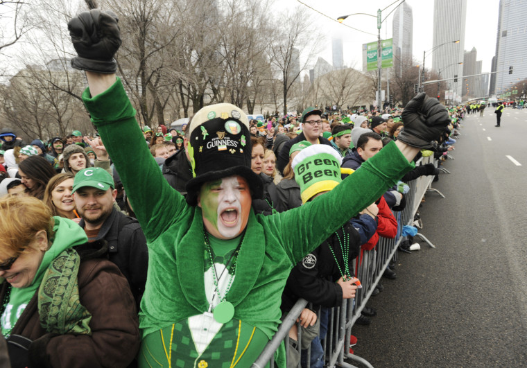 Image: David Westerby, St. Patrick's Day