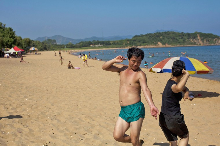Image: Hamhung, North Korea