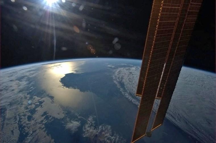 Image: US-SPACE-ISS-AUSTRALIA