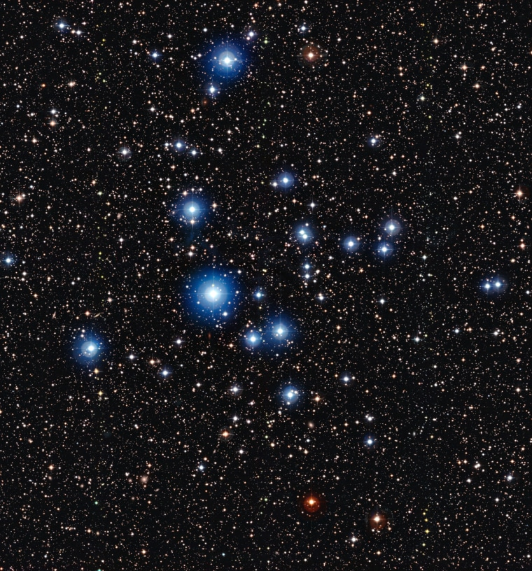 Image: SPACE-STARS-CLUSTER-NGC-2547