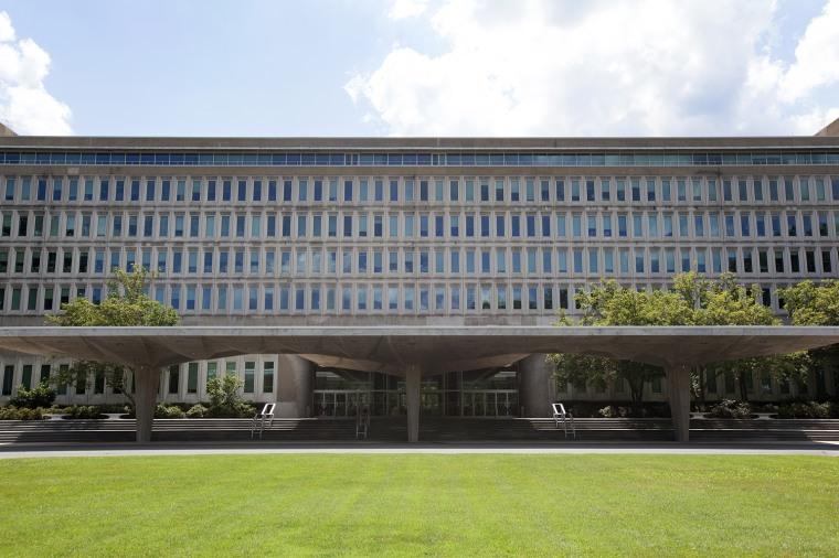 Saturday, July 29, 2013, in McLean, VA (John Makely / NBC News)  The CIA museum