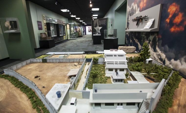 Saturday, June 29, 2013, Langley, VA (John Makely / NBC News)  The CIA museum.