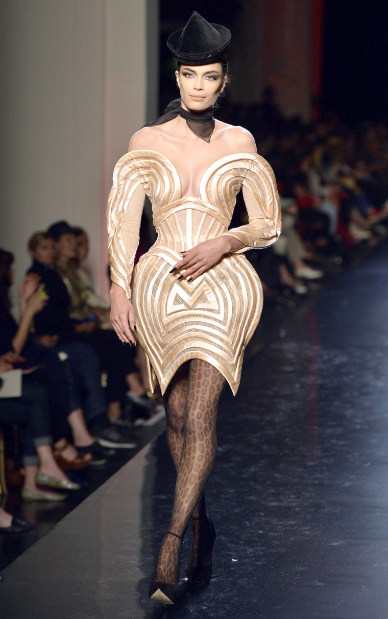 Image: FASHION-FRANCE-GAULTIER