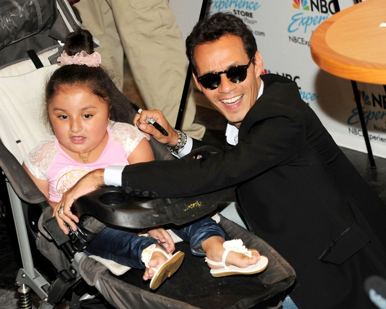 Celebrity sightings image marc anthony fan meet and greet m4hsunfo