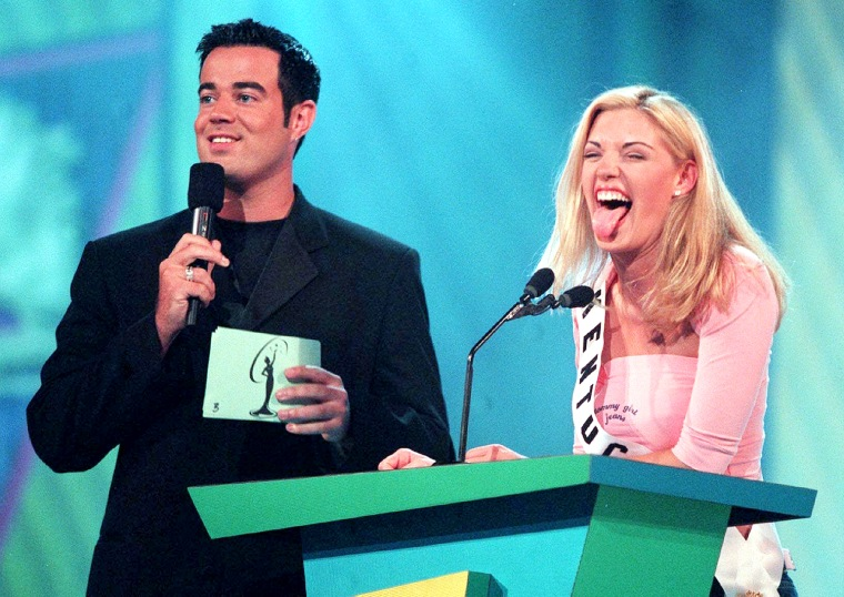 From Trl To Today Carson Daly Through The Years