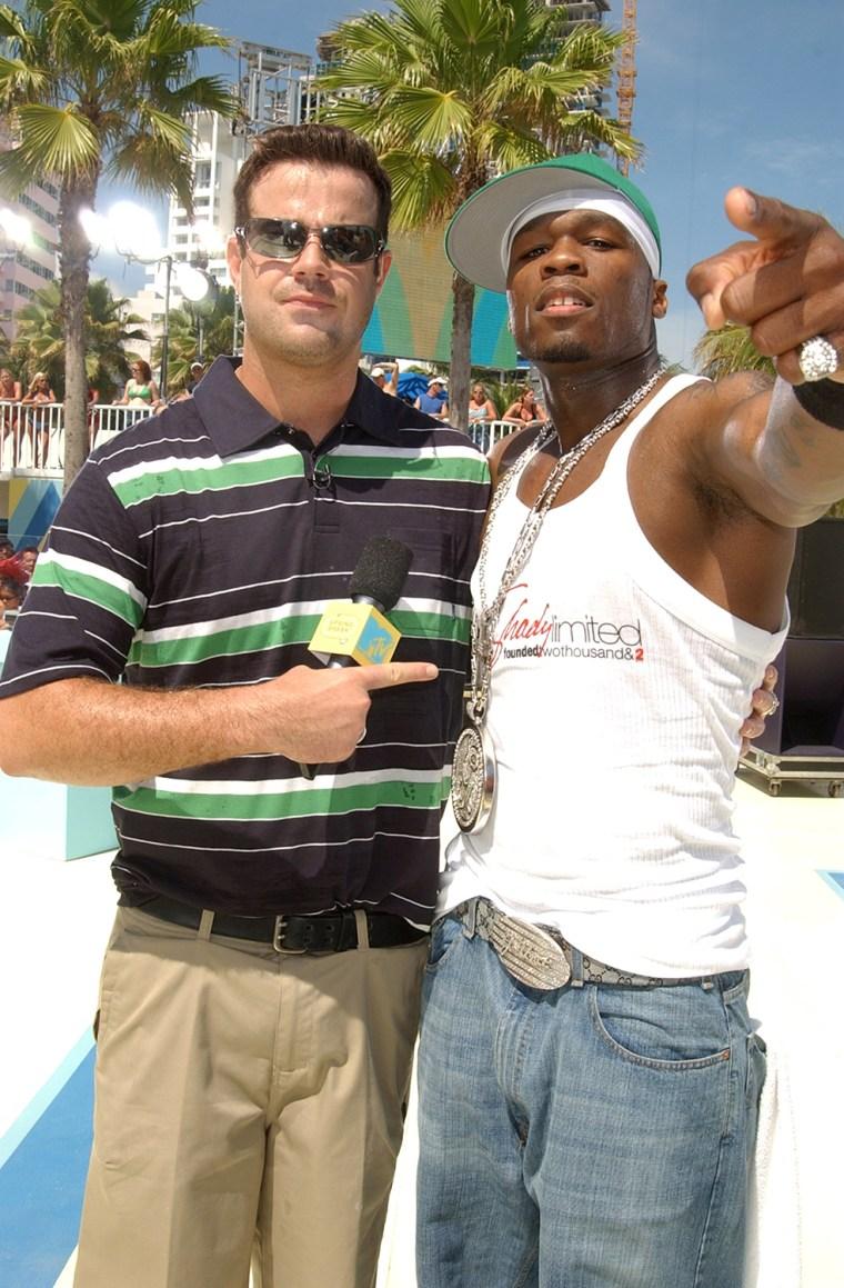 "MTVs 2003 Spring Break- \""MTV Invades Miami\"" Taping"