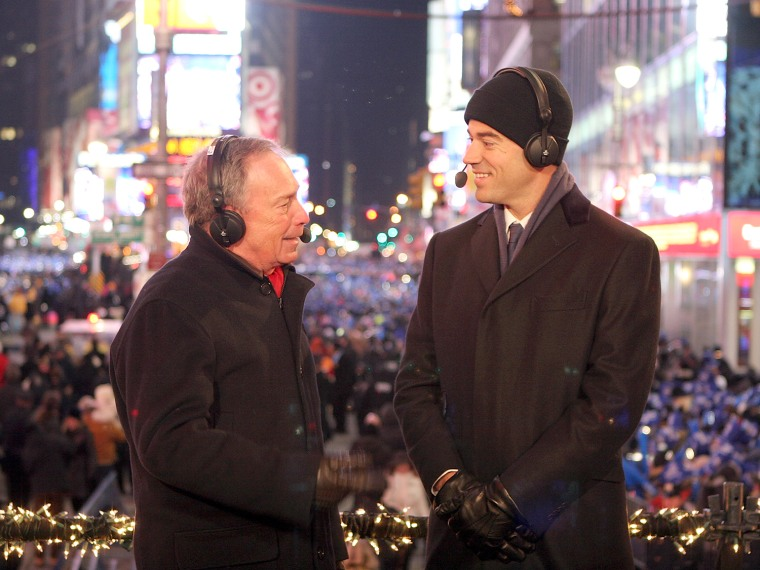 2009 New Years Eve With Carson Daly