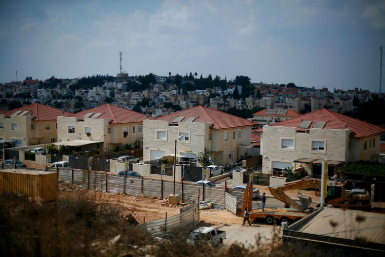 Ariel, an Israeli settlement in the West Bank, is home to some 18,000 people.