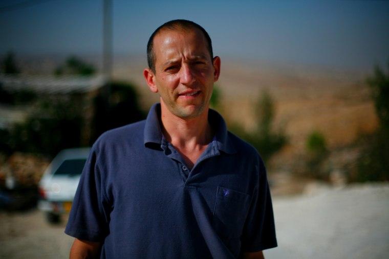Faces of an Israeli settlement: Elisha.