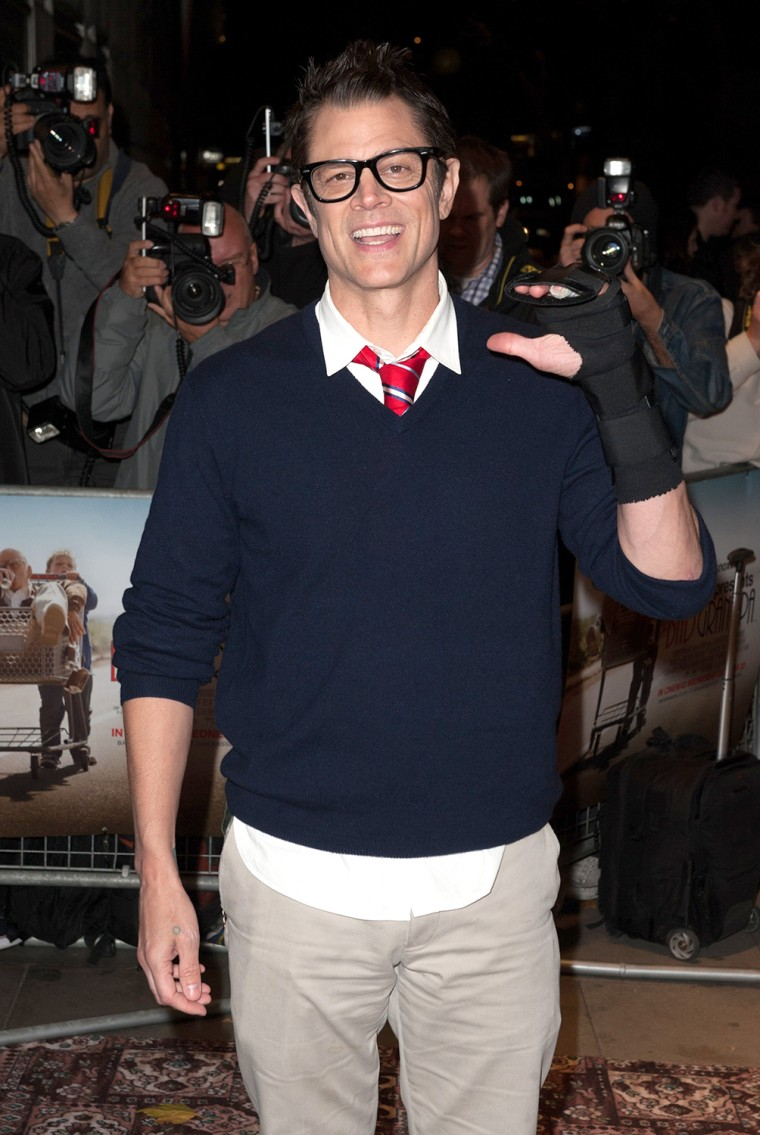 oi johnny knoxville stars - 760×1136