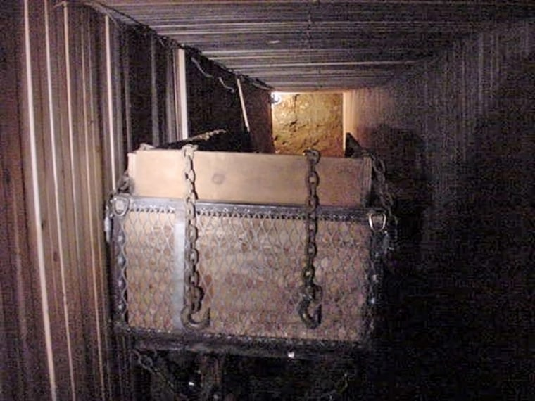U.S. And Canadian Officials Shut Down A Cross-Border Drug Smuggling Tunnel