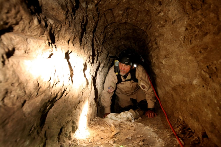 U.S. Authorities Discover Major Drug Tunnel, Seize  Over30 Tons Of Marijuana