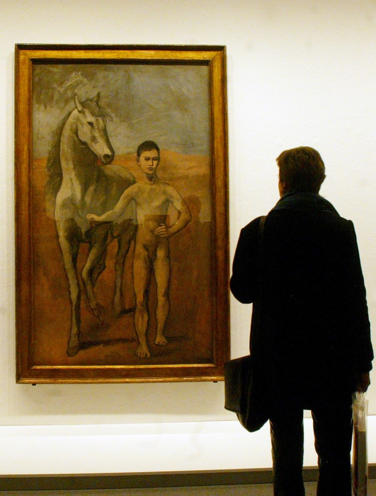 Nazi-looted artwork is discovered in museums in Sarasota