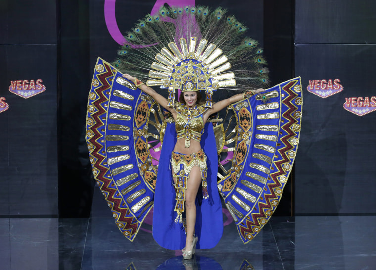 Image 2013 Miss Universe National Costume show & Miss Universe 2013: The National Costume Show