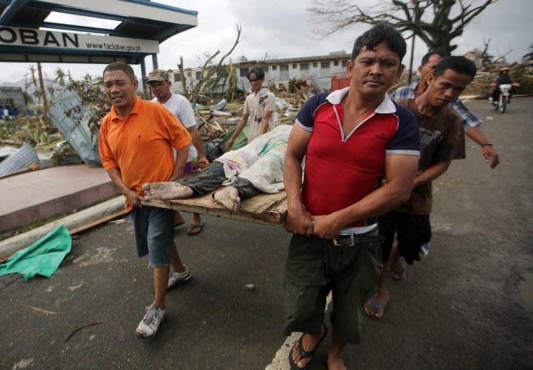 Image: Typhoon Haiyan