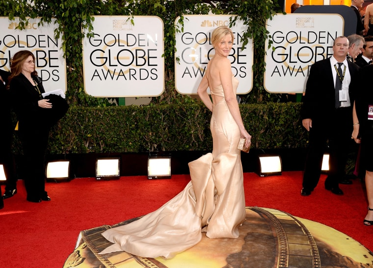 Image: 71st Annual Golden Globe Awards - Arrivals