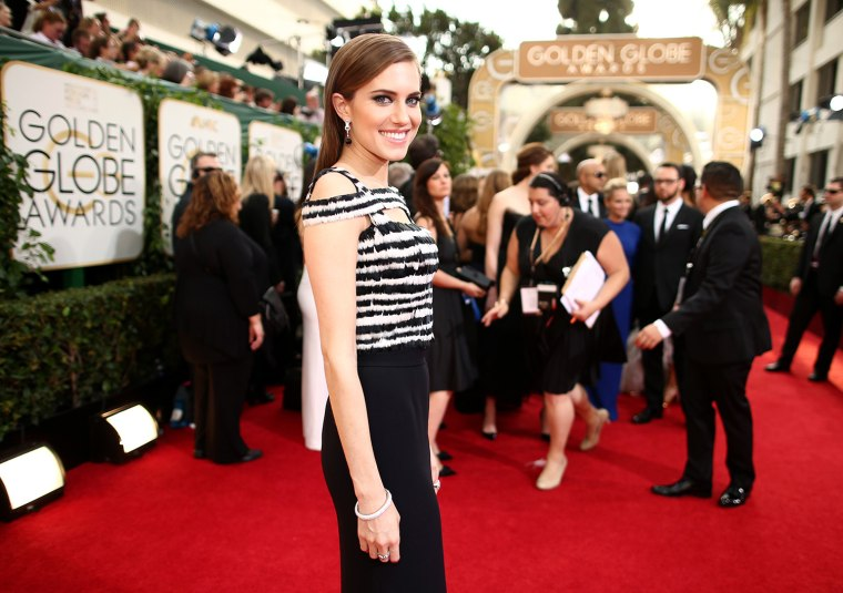 "Image: NBC's ""71st Annual Golden Globe Awards"" - Red Carpet Arrivals"