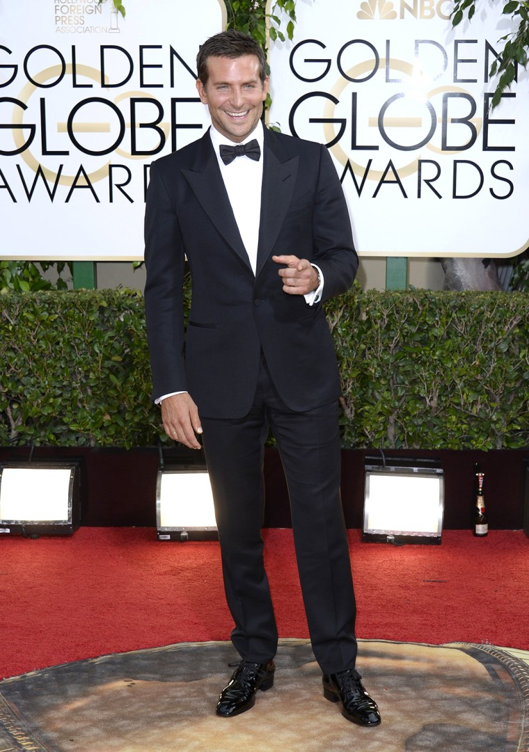"Image: NBC's ""71st Annual Golden Globe Awards"" - Arrivals"