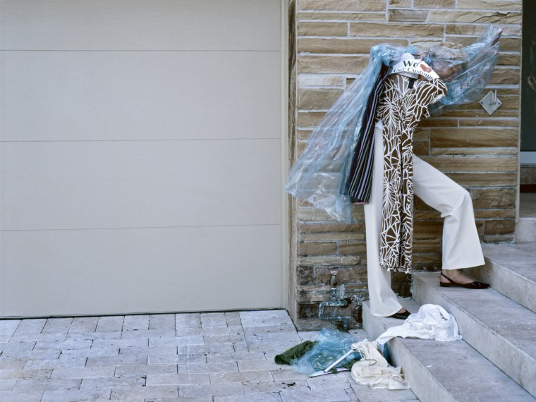 'Disrupted domestic acts': Subversively fun photos of ...