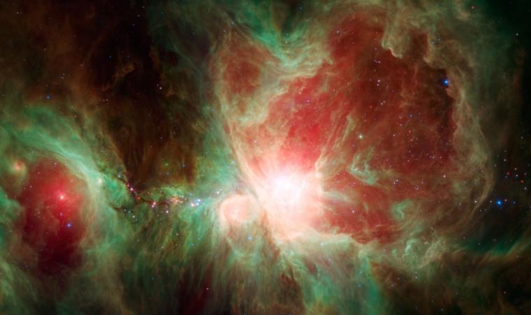 Image: SPACE-ORION NEBULA