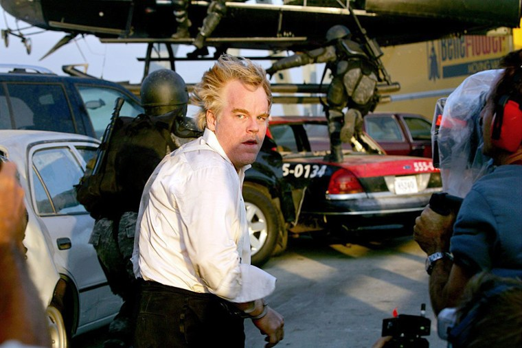 MISSION: IMPOSSIBLE III, Philip Seymour Hoffman, 2006, (c) Paramount/courtesy Everett Collection