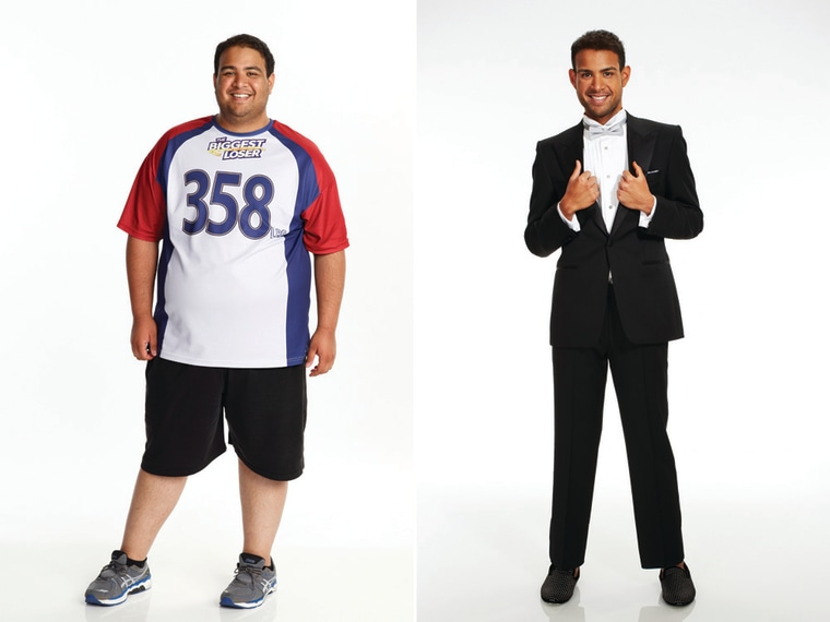 "Bobby Saleem, ""Biggest Loser"" 15"