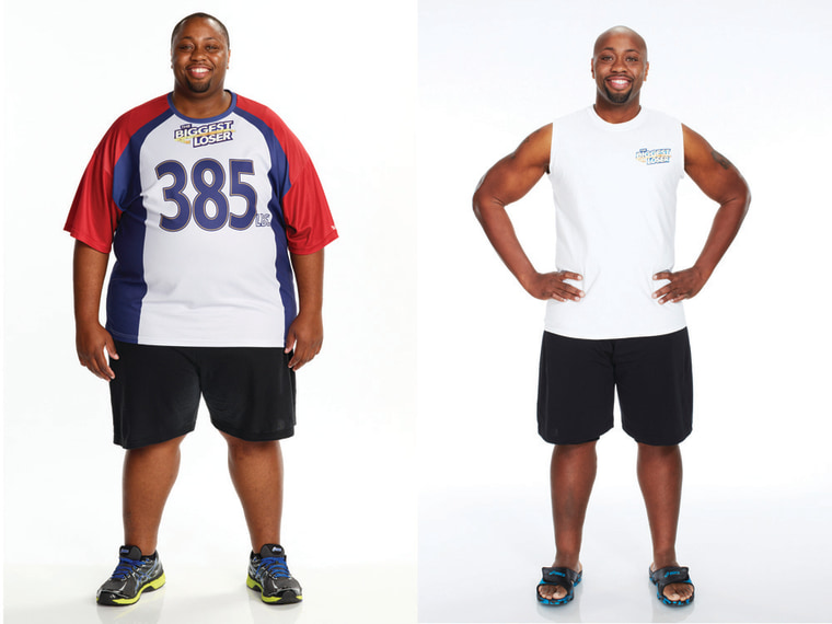 "Craig Arrington, ""Biggest Loser"" season 15"
