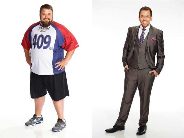 "David Brown ""Biggest Loser"" 15"