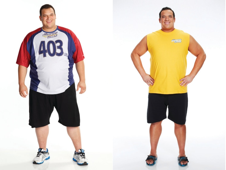 Hap Holmstead, Biggest Loser season 15