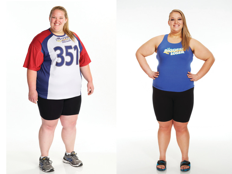 Holley Mangold, Biggest Loser season 15