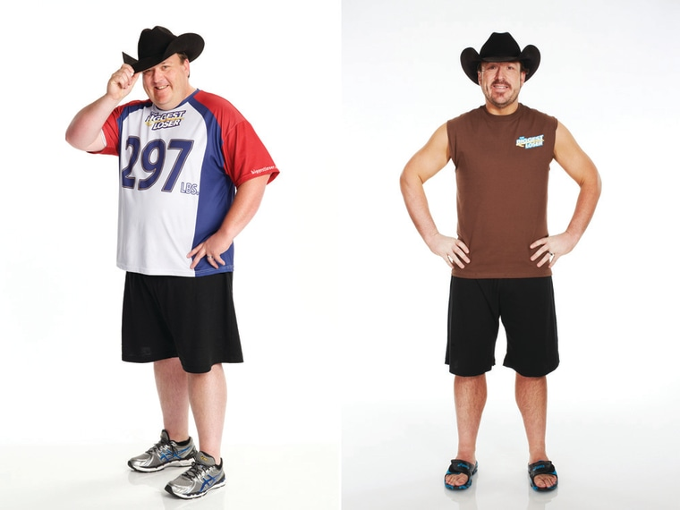 "Jay Sheets, ""Biggest Loser"" 15"