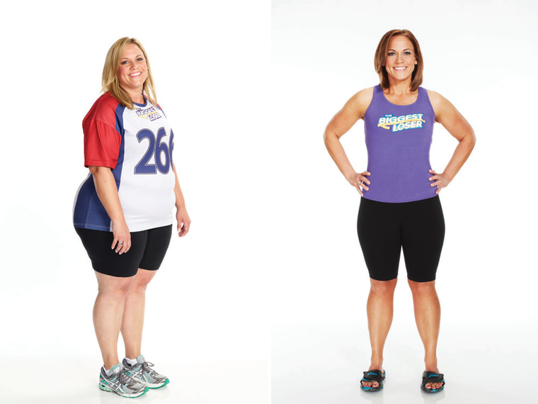 "Jennifer Messer, ""Biggest Loser"" 15"