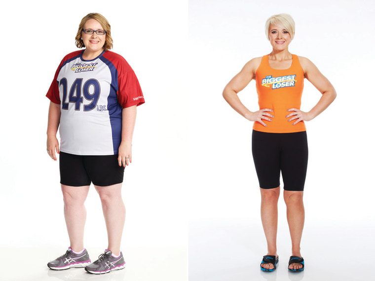 "Marie Pearl, ""Biggest Loser"" 15"
