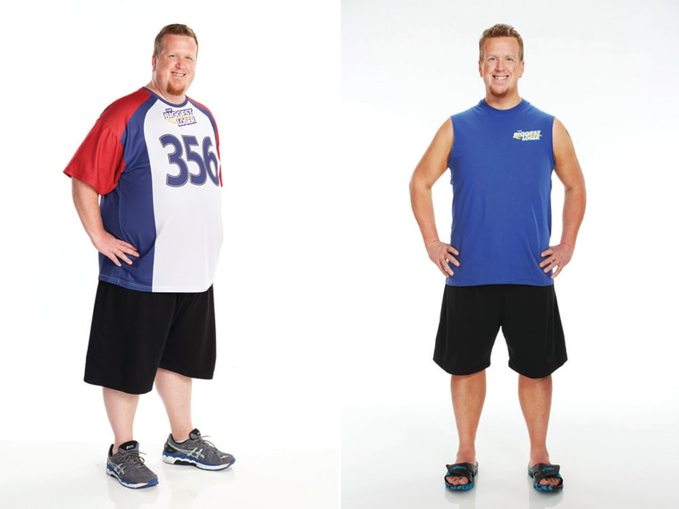 "Matt Hooper, ""Biggest Loser"" 15"