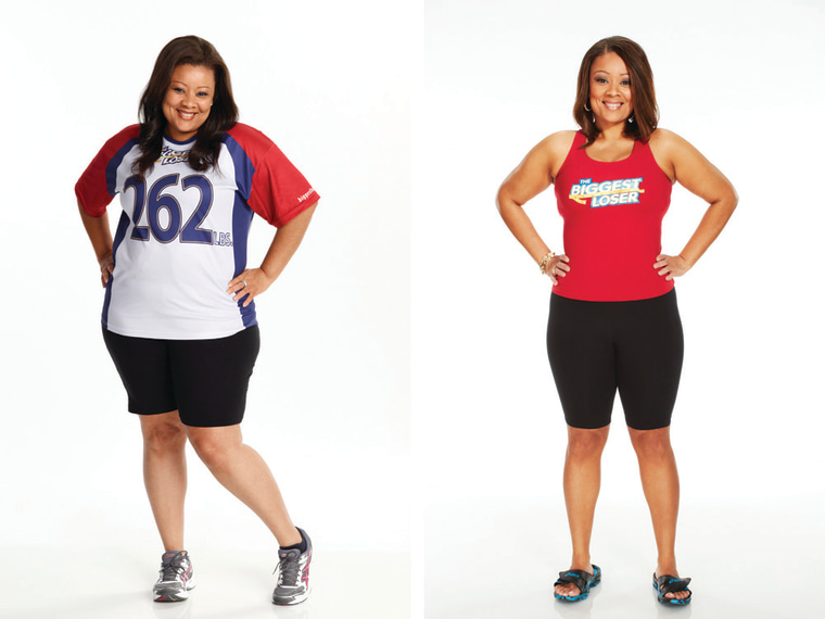 "Tanya Winfield, ""Biggest Loser"" 15"