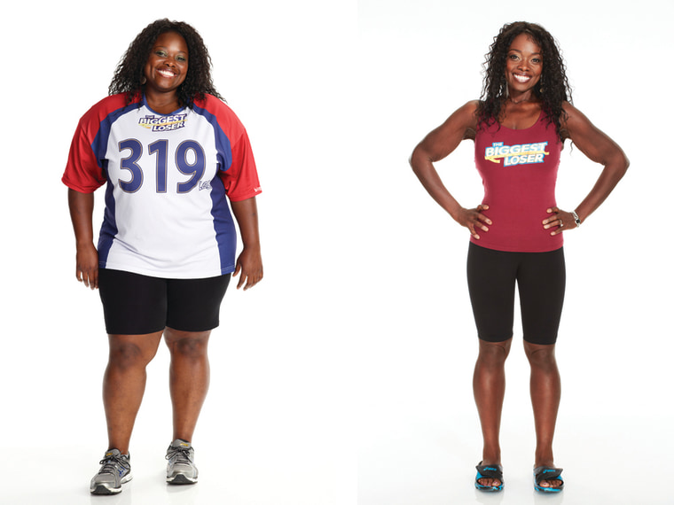 "Tumi Oguntala, ""Biggest Loser"" season 15"