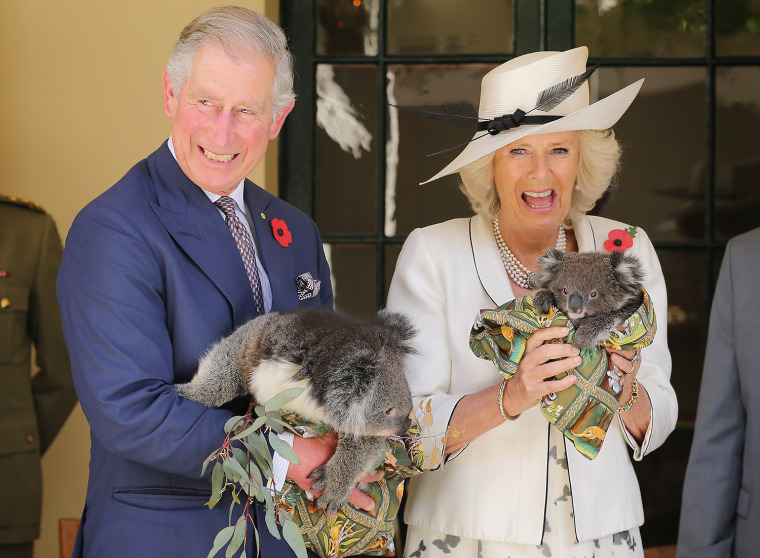 Image: The Prince Of Wales And Duchess Of Cornwall Visit Australia - Day 3