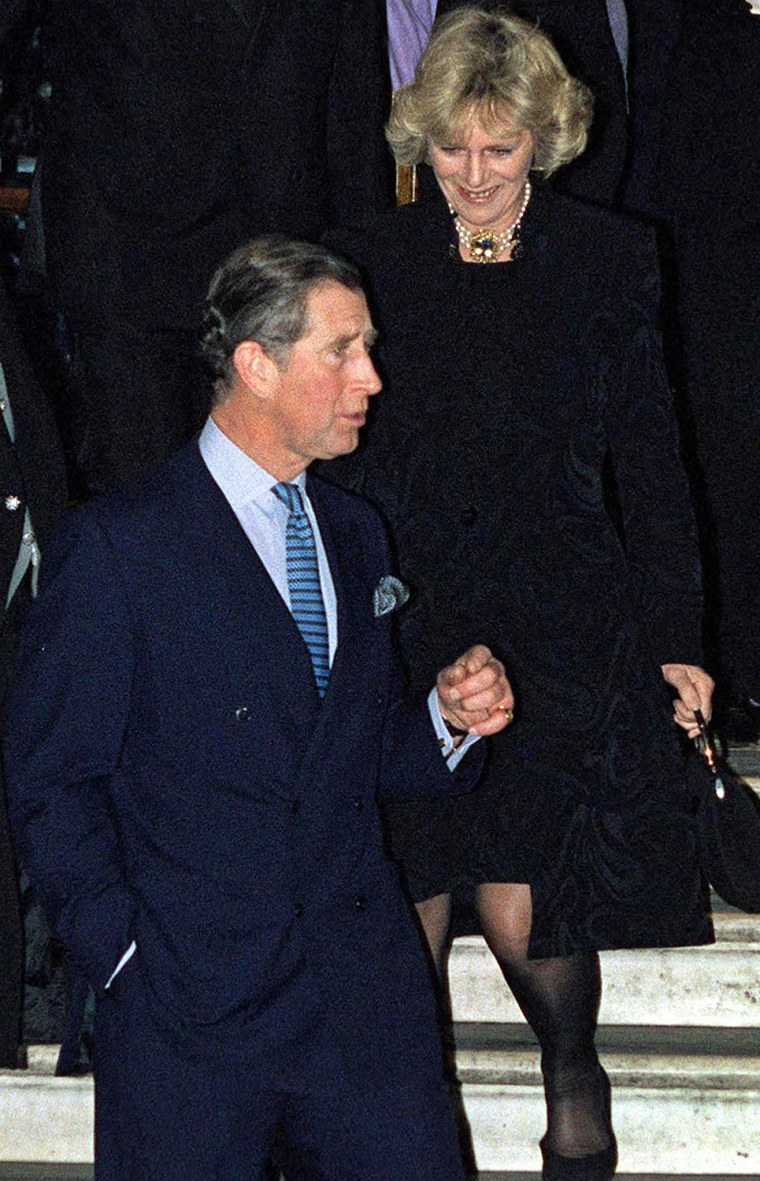 Image: Clarence House Announce Prince Charles And Camilla To Marry